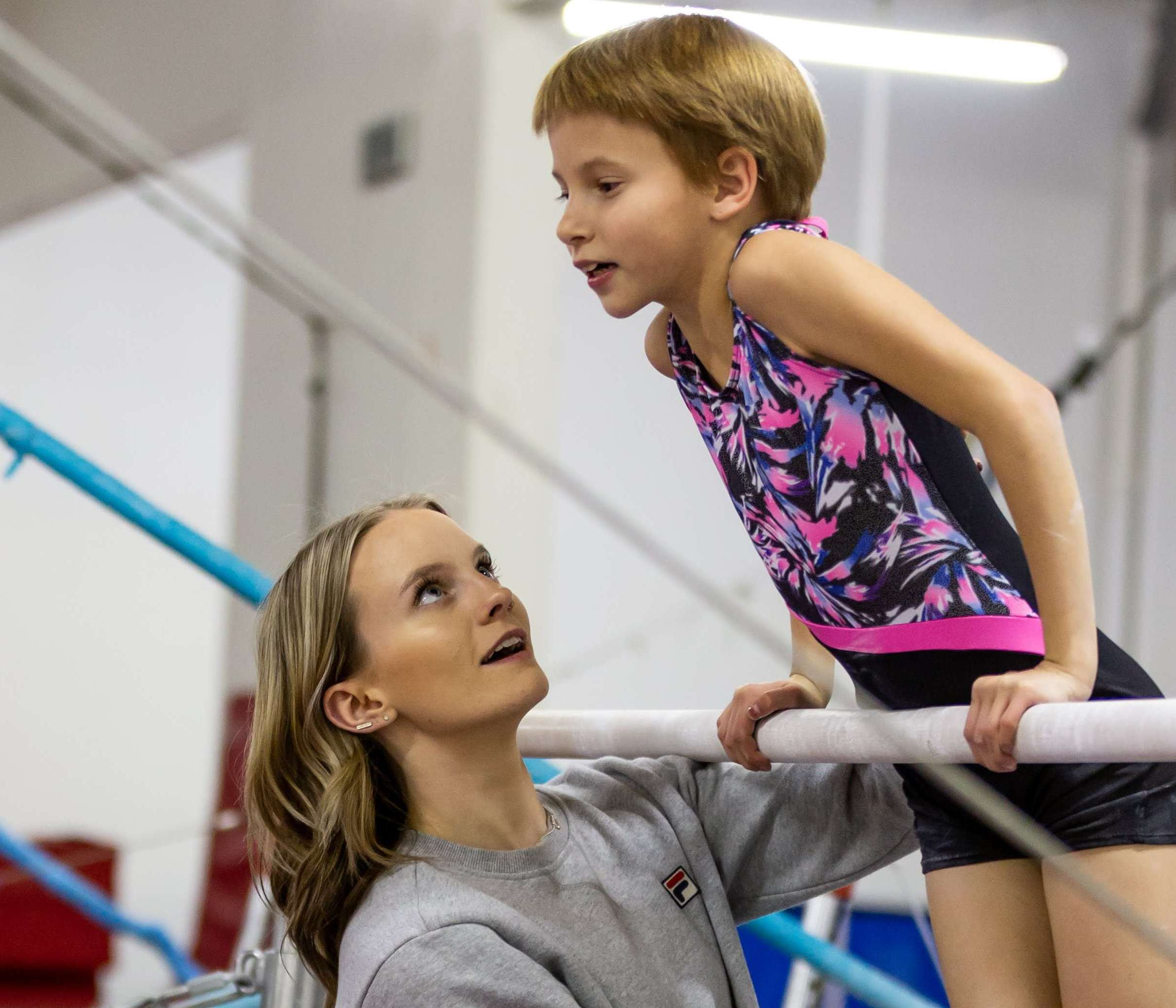 PRIVATE CLASSES with Mismo Gymnastics's Expert Coaches